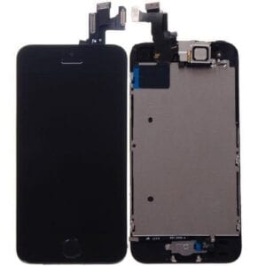 iPhone 5S Black screen replacement