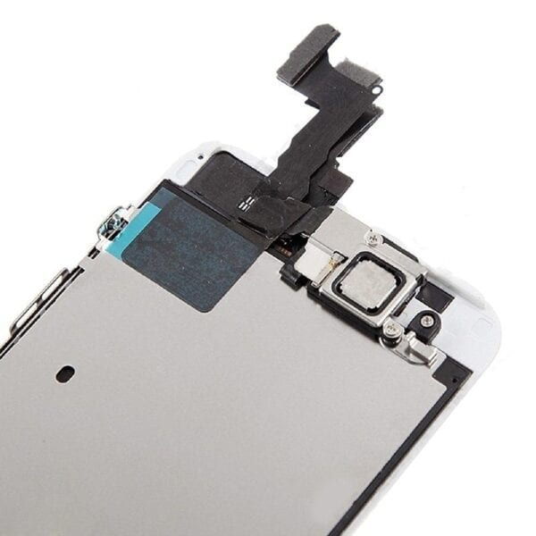 iPhone 5S White screen replacement