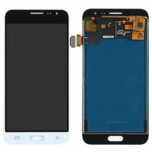 Samsung White J3 Original LCD Service Pack